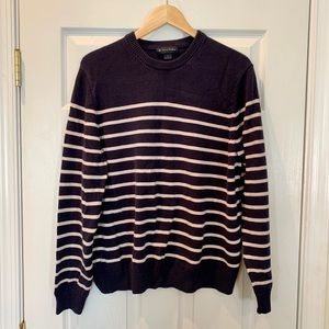 Brooks Brothers Striped Sweater